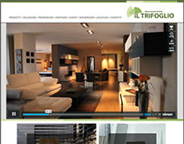 Il Trifoglio | Web Site // Campaign // Corporate Folder