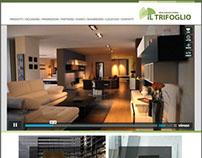 Il Trifoglio | Web Site // Campaign // Corporate Folder