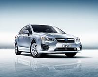 Subaru Hero Studio