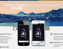 Campi Flegrei Mobile | Concept & Design for Mobile App