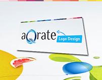 Aqrate Logo Design Website