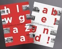 Halb Weg – Ganz da Exhibition Design