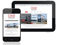 Website Design : Property
