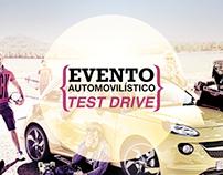 Test Drive Presentation - IED