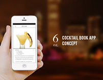 6oz. - Concept design for iOS