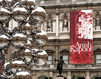 Anish Kapoor at the Royal Academy of Arts