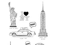 City Icons | Ben Sherman
