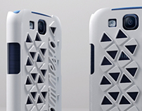 Pomotional cover for Samsung Galaxy SIII (3d printed)