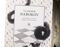 Vladimir Nabokov for Penguin
