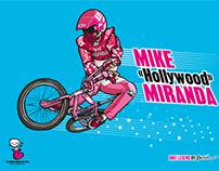 """Mike """"Hollywood"""" Miranda"""