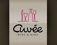 Restaurant Cuvee website