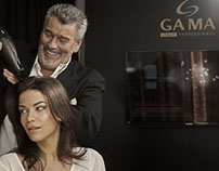 Hairdressing photo production