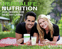 Herbalife Nutrition Campaign