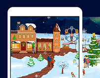 Christmas Advent Calendar App 2013