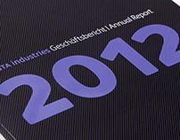 Annual Report Kresta industries 2012