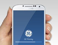 Redesign GE Money Internet Banking