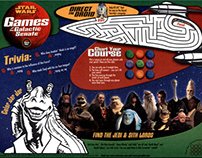 Pizza Hut - Dine-in Activity Placemats