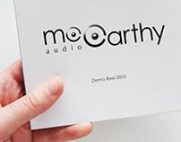 McCARTHY AUDIO