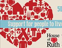 House of Ruth Branding