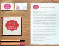 Branding B&B Elena
