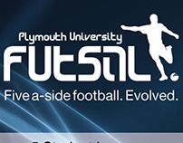 Plymouth Futsal 2013 Leaflet