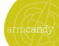 ArmCandy - Brand Identity