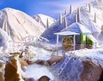 Winter Foodscape