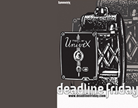 Deadline Friday Poster