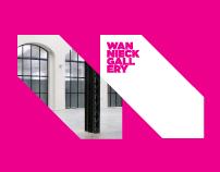 Wannieck Gallery Brochure