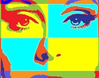 Pop art   Adele- greatest hits