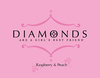 Diamonds Tea packaging