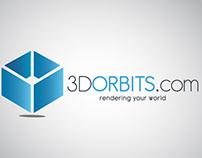 3DOrbits.com - Logo