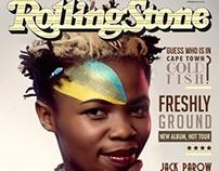 Rolling Stone Magazine   Freshly ground