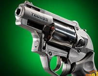 Taurus DT .357 Revolver