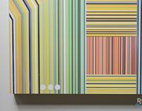 Color Labyrinths