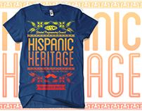 SPC Hispanic Heritage tshirt