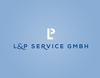 L&P logodesign