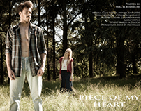 """VAN DER LOVE"" Mag, #6 - ""Piece of my Heart"""