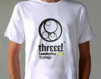 Threee T-Shirt