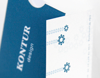 KONTUR design Business Card