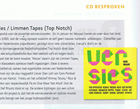 Brabant Cultureel: cd reviews