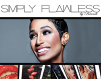 Simply Flawless by Brandi Cosmetics Banner