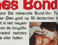 Oor: dossier James Bond