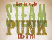 How to Style Steampunk