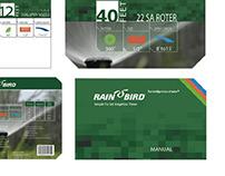 RAINBIRD - Packaging & Branding