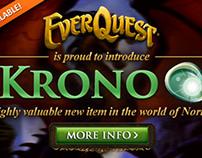 Cross Platform Promo: SOE Krono