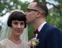 Rikard and Zara's wedding