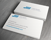 James Michael Business Cards