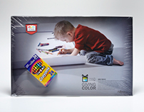 Giving Color Kits