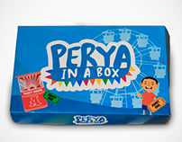 Perya in a Box (board game)